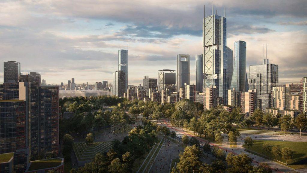 Madrid Nuevo Norte, apostar por una ciudad sostenible para el futuro