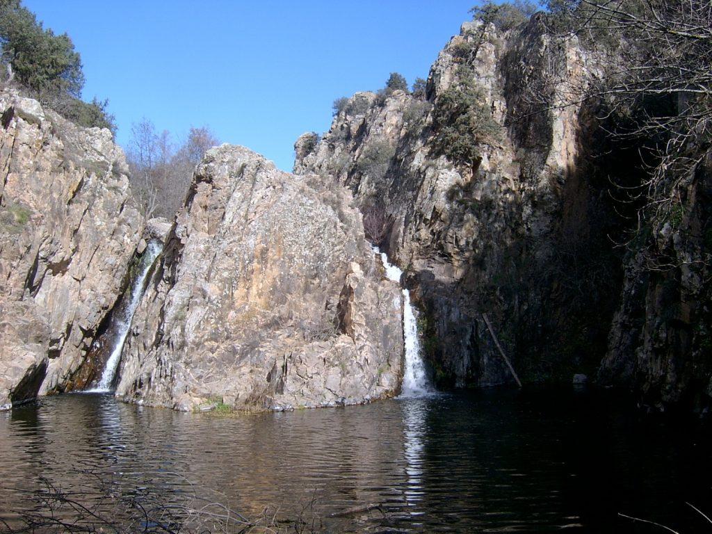 Las cascadas del hervidero, una excursión para toda la familia