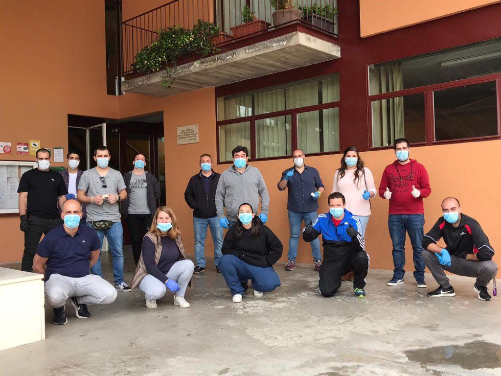 El ayuntamiento de Valdeolmos-Alalpardo reparte 8000 mascarillas entre los vecinos