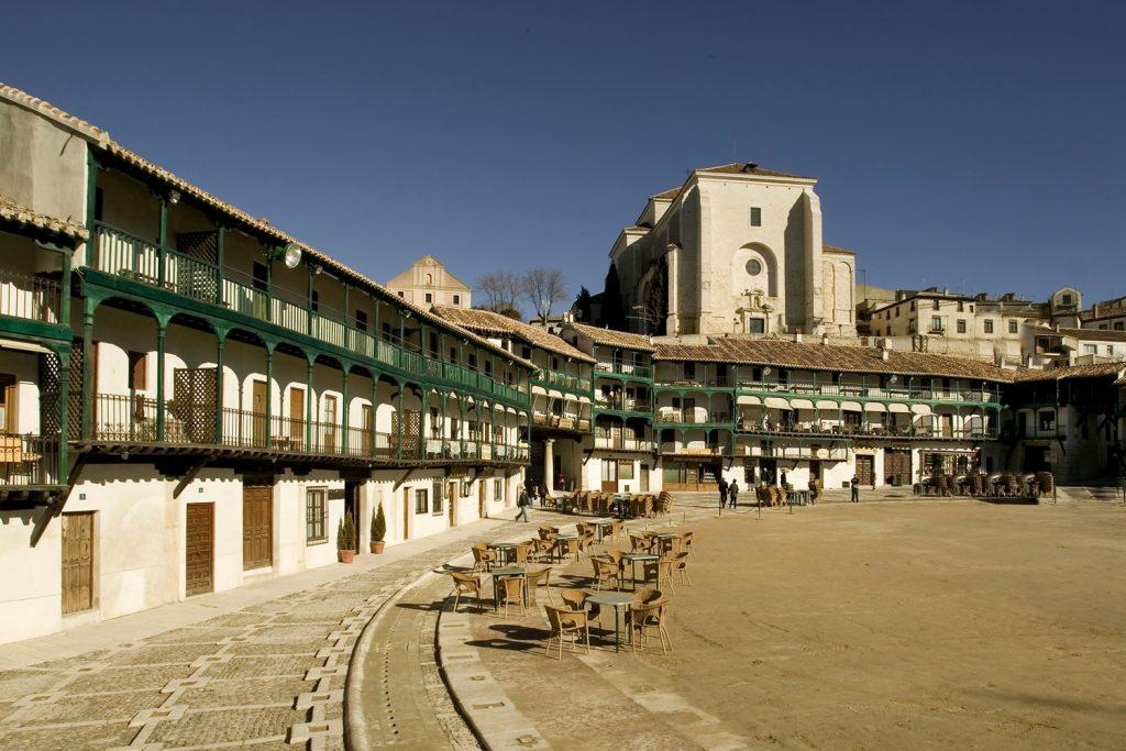 Pueblos con encanto en la comunidad de Madrid. Chinchón